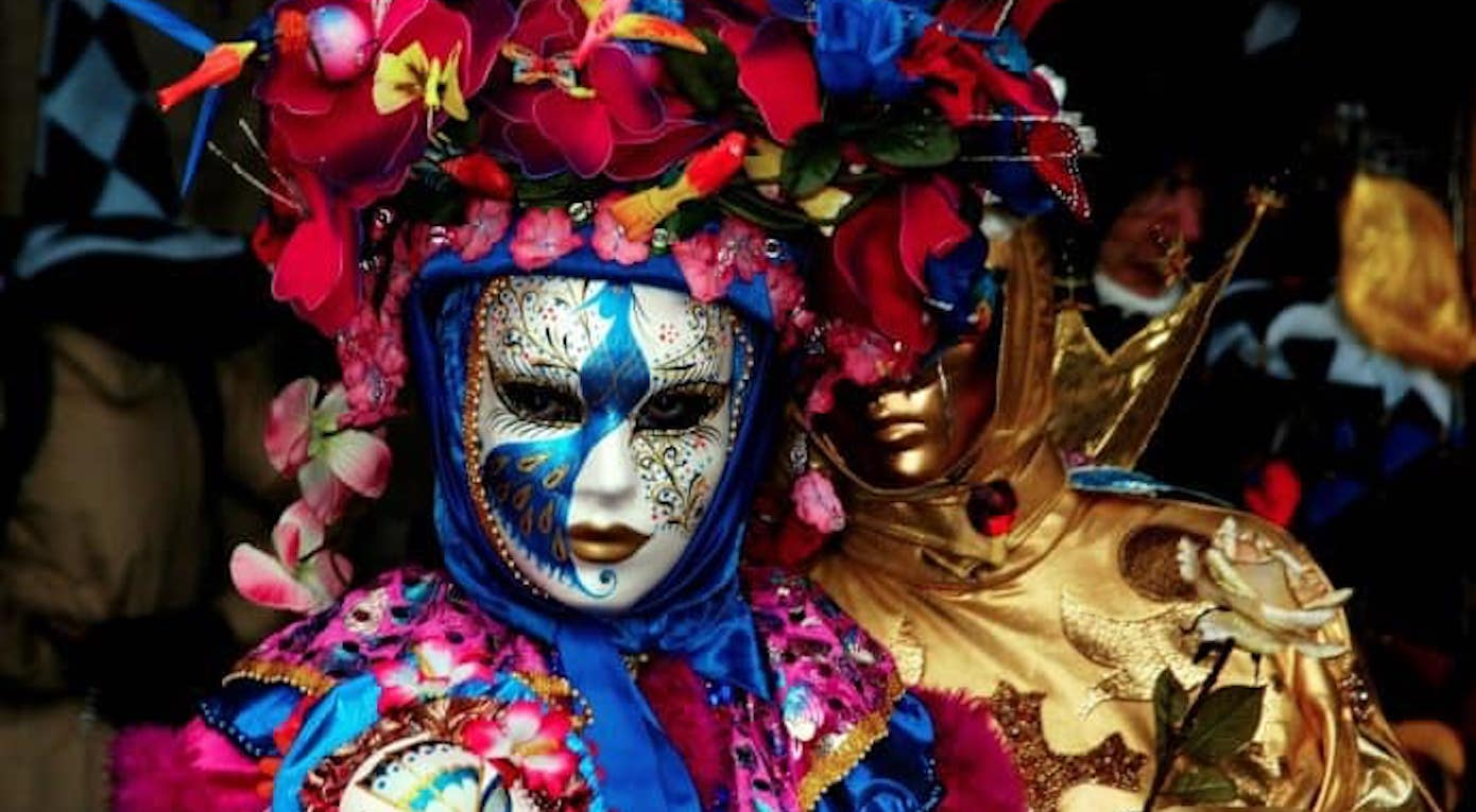 Are you ready for Carnival In Tuscany??