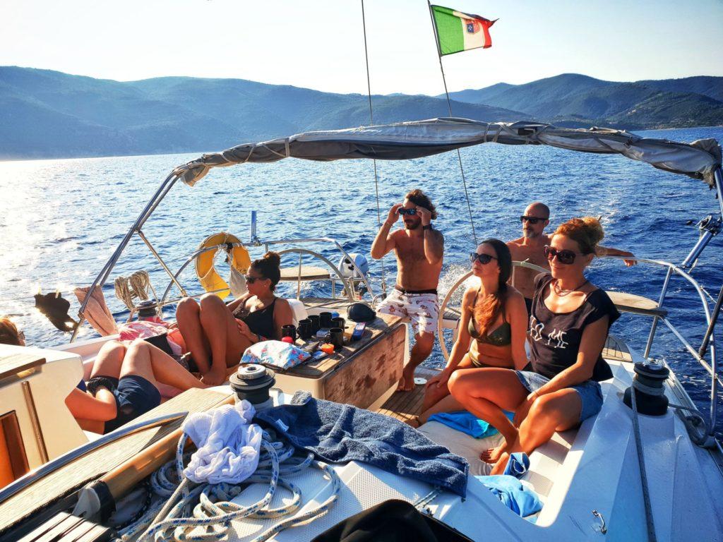 Viaggio in Barca a Vela : consigli utili