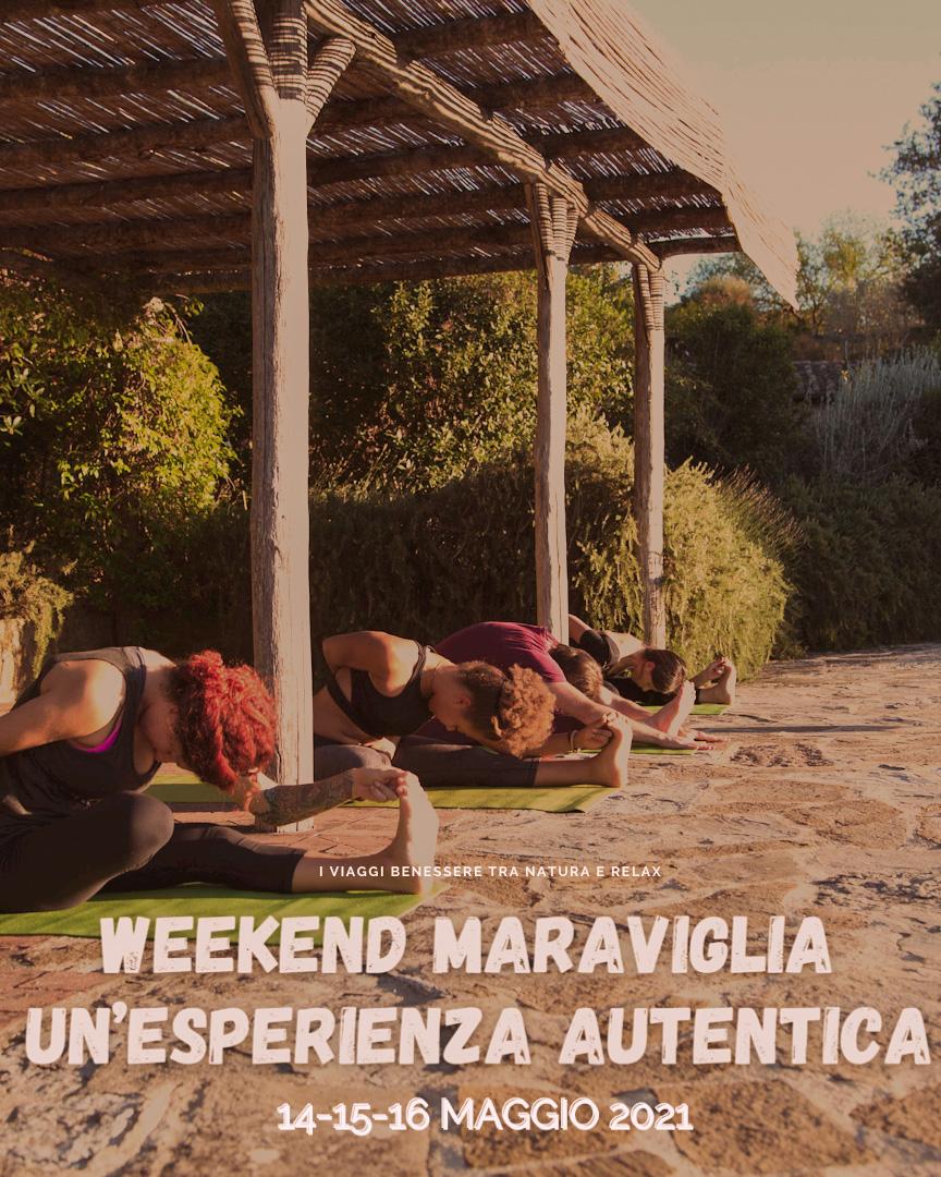 Weekend Maraviglia 2021