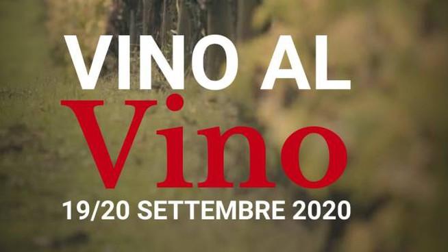 Vino al Vino Panzano in Chianti 19/20 settembre 2020
