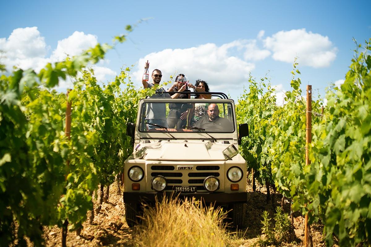 Jeep Safari Experience- Tuscan Secret experience